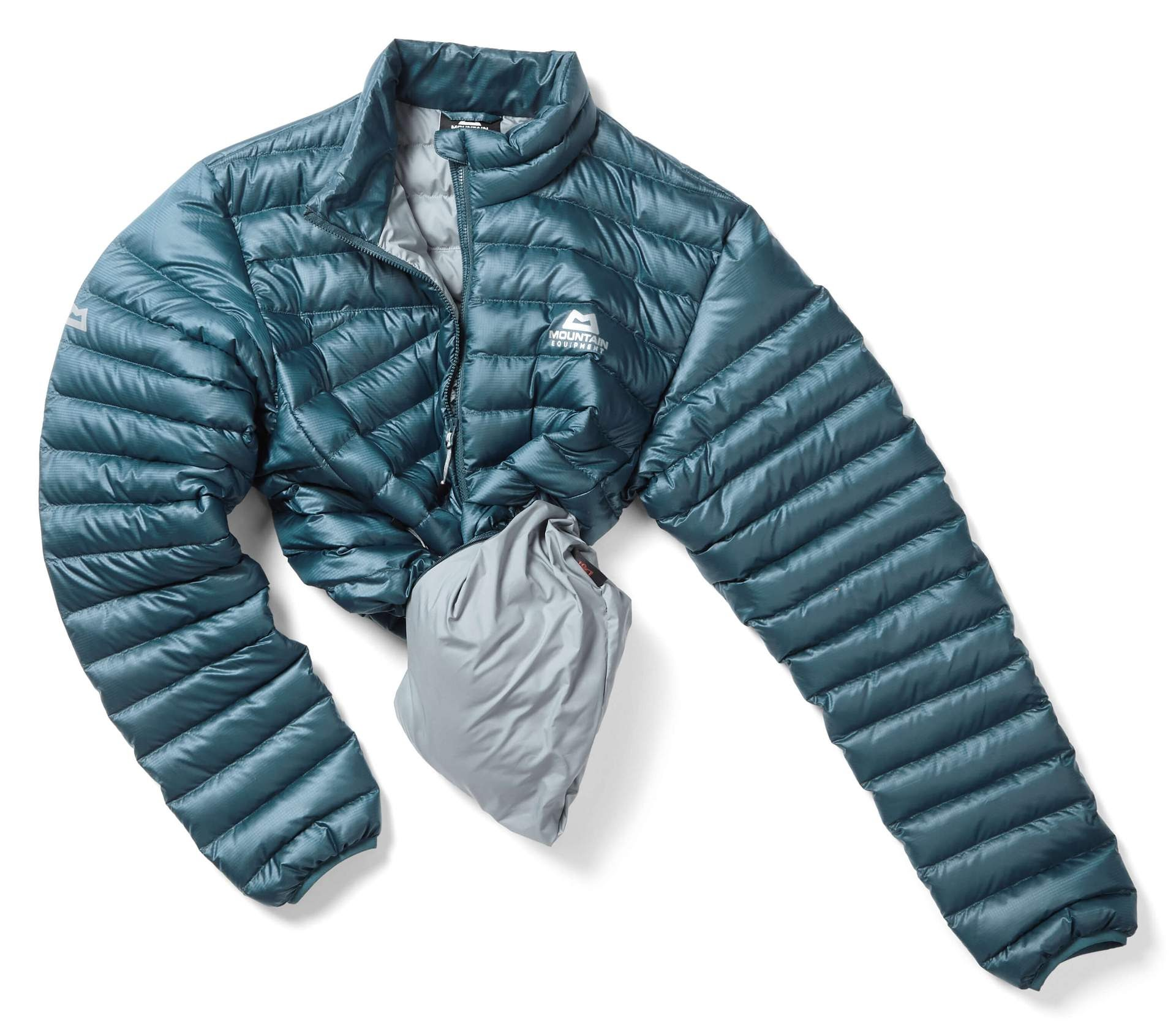 Down Jacket that's good for the environment