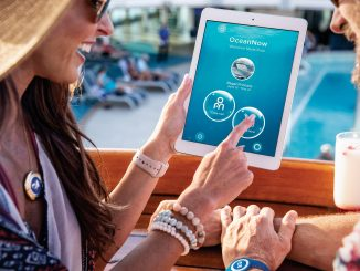 Touchless OceanMedallion Technology on Princess Cruises' Ships