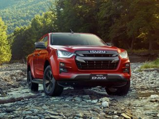 The All-New Isuzu D-Max