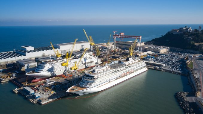 Roll out of Silversea's Silver Dawn