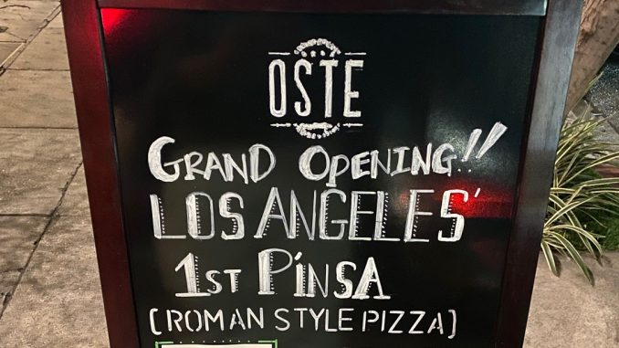 Oste Los Angeles