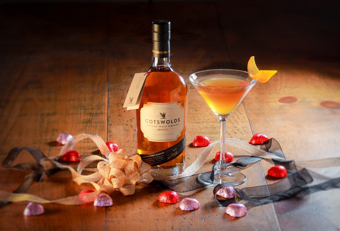 Cherry Love Cotswolds Cocktail