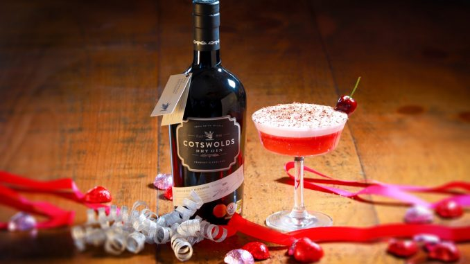 Hanky Panky Cotswolds Dry Gin Cocktail