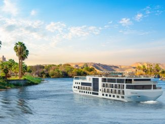 Viking Aton on the Nile