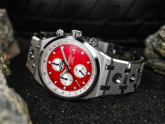 Carl Fogarty FORZO watch