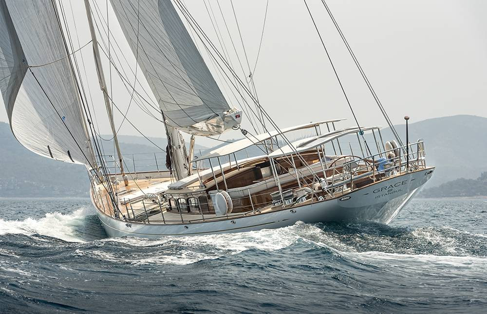 GRACE III from SES YACHTS